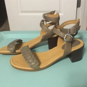 Sperry Gold Cup sandals